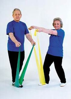 Senior Citizen hip exercises. We do these every morning in our building! Repinned by SOS Inc. Resources http://pinterest.com/sostherapy.