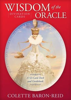 Wisdom of the Oracle Divination Cards: Ask and Know: Colette Baron-Reid: 9781401946425: Amazon.com: Books