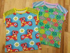 Easy Peasy Summer T (Diy Shirts Pattern)
