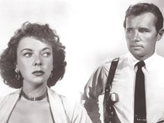 Ida Lupino and Howard Duff