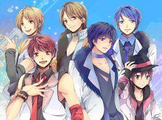 Uta No Prince-sama #anime