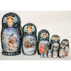 morozco russian fairytale