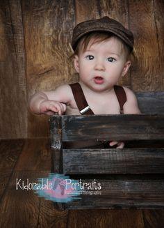 Baby Boy 6 month photo ideas