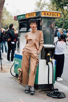 #fashion#week#paris#outfit#loveit