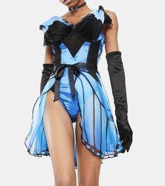 Morpho Butterfly, Blue Morpho, Wardrobe Closet, Wrap Dress, Outfits, Dresses, Fashion, Vestidos, Moda