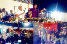 @ElderDiaz01 y @LGDeLaHoz Conquistaron A Santa Marta - http://wp.me/p2sUeV-3RO   - Noticias #Vallenato !