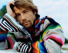 Jay Kay babe - love his voice! And face! And funk! And slick slidin' moves!...