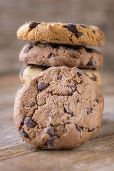 Recipes :: Featured Recipes :: Coffee Chocolate Chip Cookies