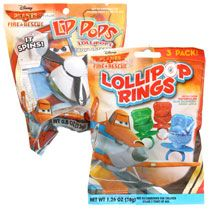 Bulk Disney Planes Fire & Rescue Lollipops at DollarTree.com
