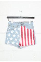USA shorts