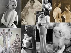 Vintage Gown Inspiration
