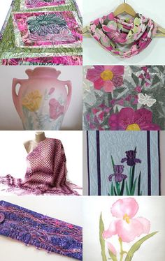 Spring Pastels --Pinned with TreasuryPin.com