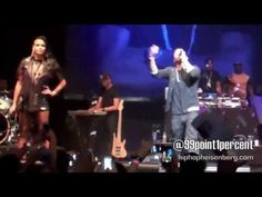 Fabolous brings out Cassie  Trey Songz - Diced Pineapples (Live) Club Nokia Los Angeles CA 5/17/13