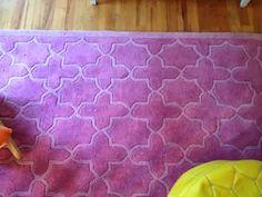 Safavieh Handmade Moroccan Chatham Pink Wool Rug on Overstock | alison giese Interiors