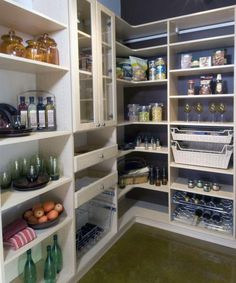 1000 Images About Pantry On Pinterest Walk In Pantry Step Stools And Track Lighting