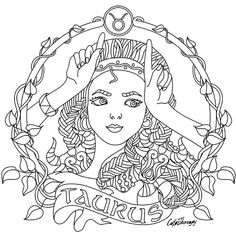 cancer coloring page