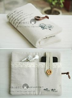 phone bag step by step