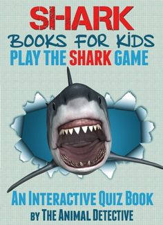 Kids, get out of the water! Here come those amazing and scary sharks! Read, play and learn all about sharks with this fun and challenging interactive quiz ebook! For more information visit: http://booksbybarry.info/