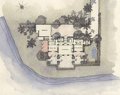 Fairfax and Sammons Architects; New British Colonial Residence (New Construction); Jupiter, Florida.