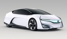 Honda Previews its Next-Generation Hydrogen Fuel-Cell Vehicle in Japan   Inhabitat - Sustainable Design Innovation, Eco Architecture, Green Building