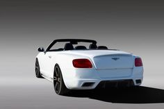 Bentley Continental GTC от Imperium Audentia