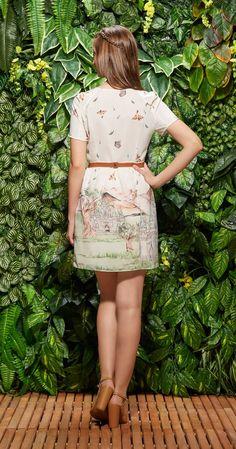 Só na Antix Store você encontra Vestido Encantada com exclusividade na internet