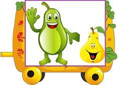 Happy Fruit, Malta, Yoshi, Preschool, Disney Characters, Pictures, Colors, Food, Photos