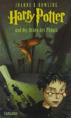 Harry Potter und der Orden des Phönix (Band 5): Amazon.de: Joanne K. Rowling, Klaus Fritz: Bücher