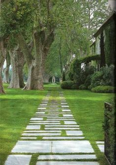 Love this walkway