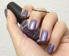 OPI Sand-erella presented by Polish and Patience - www.PolishAndPatience.com