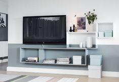Smukt tv-hjørne for kun kr. Colorful Furniture, Cheap Furniture, Unique Furniture, Furniture Design, Furniture Buyers, Furniture Removal, Furniture Stores, Living Room Modern, Home And Living