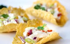 Tapas, Ceviche, Good Food, Yummy Food, Appetizers For Party, Yummy Drinks, Finger Foods, Food Inspiration, Catering