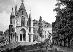 Chapelle du Collège de Navarre - Cadrans solaires disparus : Paris - 5