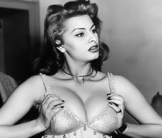 The Indomitable Sophia Loren