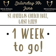 Great Wirral Artisan event in West Kirby Saturday June! Please pop down and support local artisans and the local economy Support Local, Buy Local, The Locals, To Go, Artisan, June, Pop, Handmade, Instagram