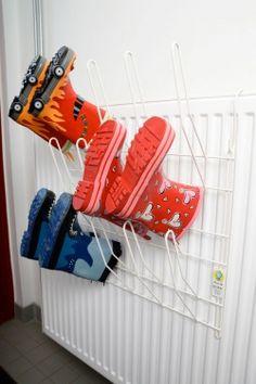 Hangup Sko skapar ordning och reda på alla blöta stövlar och skor . Smarthem Collection Torkställning för Skor, Hangup 1102 1102 Pris: 599 kr - Kök och Badrum på nätet - Smarthem.se