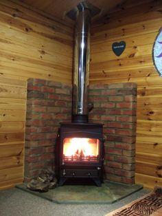 wood burner shed - Recherche Google