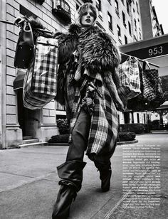 Signs Of The Time | Mirte Maas | Sebastian Kim #photography | Vogue Germany October 2012