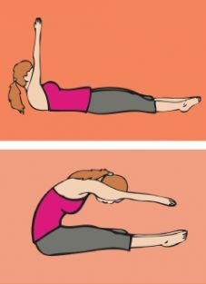 Get your abs tight with this 10-Minute core-Blasting Pilates Workout from Greatist!