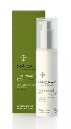MADARA Time Miracle Day Intensive Anti Aging Tagescreme
