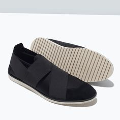 ELASTIC TRAINERS-Shoes-Man-SHOES & BAGS | ZARA United States