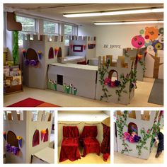 Mrs. Goff's Pre-K Tales: Another Fairy Tale Castle