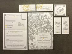 Brooklyn Wedding Invitations « Beast Pieces