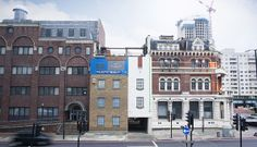 Know more about London brick building, Past and present