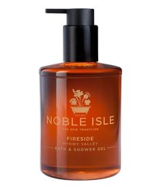 Fireside Bath and Shower Gel by Noble Isle