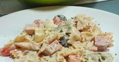 La Cocina de Toni: Ensalada de Pasta con Salsa Rosa