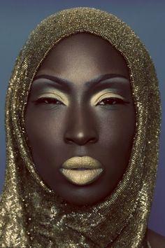 A gold goddess #SS13 collection inspiration