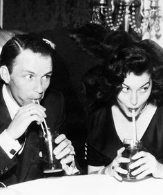 "thesinatras: ""We became ­lovers forever, eternally. Big words, I know, but I truly felt that no matter what happened we would always be in love."" — Ava Gardner"