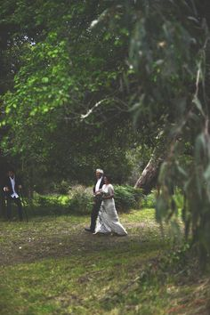 Father daughter aisle walk wedding ceremony