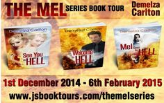 Review of the Mel series - Kimber Leigh Writes: The Mel Series by Demelza Carlton - Review